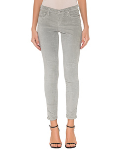 TRUE RELIGION Halle Velvet Grey