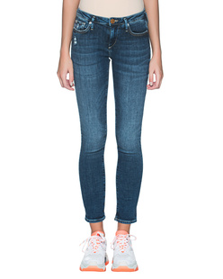 TRUE RELIGION Halle Mid Rise Blue