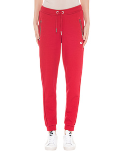 TRUE RELIGION Doubleface Red