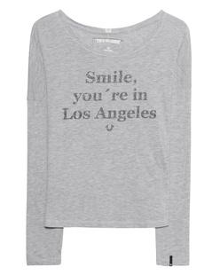 TRUE RELIGION Smile LA Grey