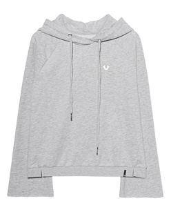 TRUE RELIGION Peace Hoodie Grey