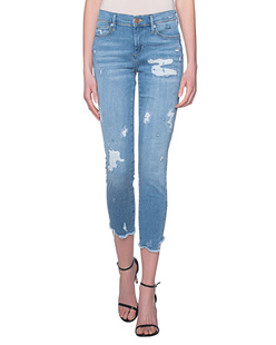 TRUE RELIGION Halle Special Denim Blue