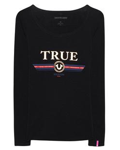 TRUE RELIGION True Gold Black