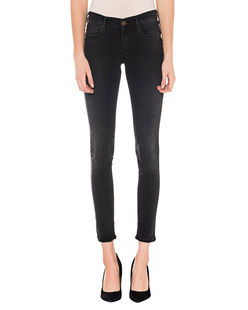 TRUE RELIGION Halle Superstretch Black