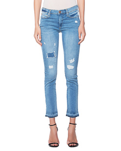 TRUE RELIGION Halle Modfit Long Light Blue