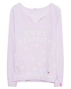 TRUE RELIGION RELAX STARS LAVENDER