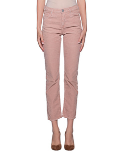 TRUE RELIGION Corduroy Cloudburst Rose