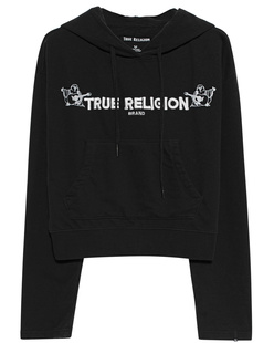 TRUE RELIGION True Hoodie Black