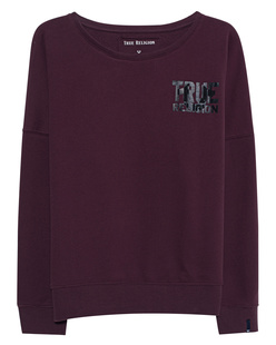 TRUE RELIGION Crew True Port Bordeaux