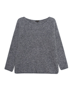 TRUE RELIGION Round Knit Grey