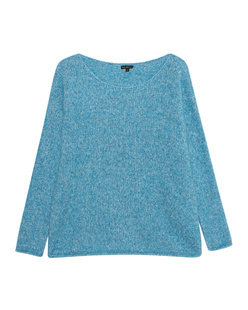 TRUE RELIGION Round Knit Blue