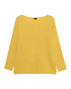 TRUE RELIGION Round Knit Yellow