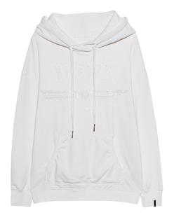 TRUE RELIGION Sequins Cosy Off White