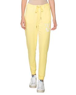 TRUE RELIGION Jogging Puffy Lemon Yellow