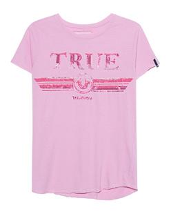 TRUE RELIGION Round Sequins Pink