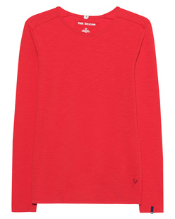TRUE RELIGION Longsleeve Clean Red