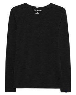 TRUE RELIGION Longsleeve Clean Black