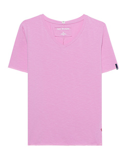 TRUE RELIGION V-Neck Clean Gelato Pink