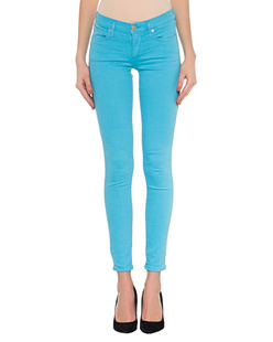 TRUE RELIGION Halle Powerstretch Turquoise