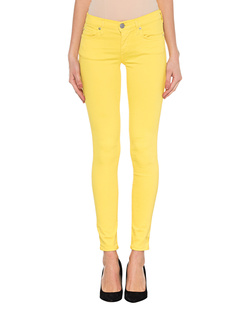 TRUE RELIGION Halle Powerstretch Yellow