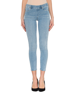 TRUE RELIGION Jegging Stretch Bleached Lightblue