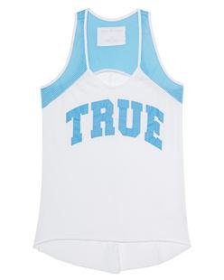 TRUE RELIGION Basketball White
