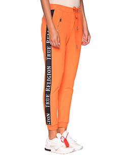 TRUE RELIGION Pant Tape Orange