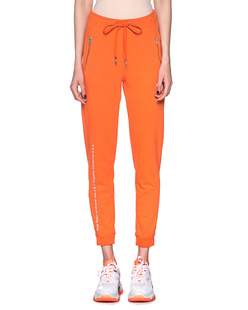 TRUE RELIGION Reflective Jogging Orange