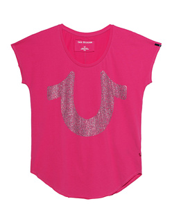 TRUE RELIGION Crystal Pink