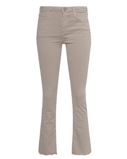 TRUE RELIGION New Halle Kick Flare Beige