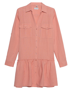 TRUE RELIGION Sporty Shirt Linen Rose