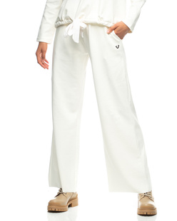 TRUE RELIGION Wide Leg Blanc White