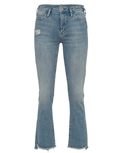 TRUE RELIGION Halle Kick Flare Blue