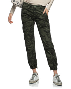 TRUE RELIGION Camo Oliv