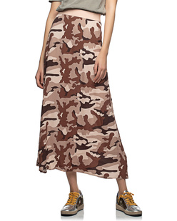 TRUE RELIGION Camouflage Peach