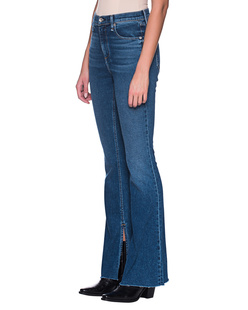 RAG&BONE Bella Flare Denim Blue