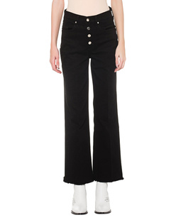 RAG&BONE Ankle Justine Button Black