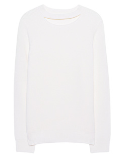 RAG&BONE Cut Out Knit Off White