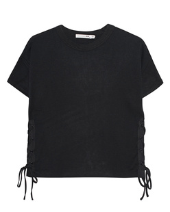 RAG&BONE Lace Up Black