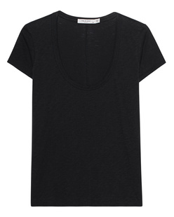 RAG&BONE Deep Neck Black