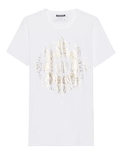 BALMAIN Shirt Print Gold