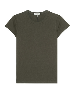 RAG&BONE The Slub Tee Grape Leaf
