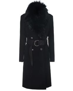 JACOB LEE Classy Fur Black