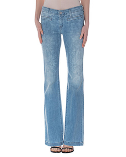 TRUE RELIGION Hollywood Flare Light Blue