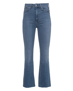 RAG&BONE Nina High Ankle Flare Blue