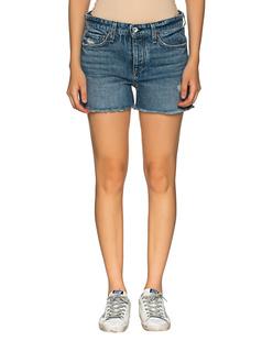 RAG&BONE Shorts Destroyed Blue