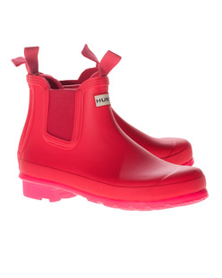 HUNTER Chelsea Coral Pink