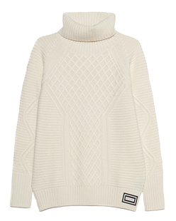 JACOB LEE Cashmere Off White