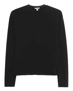 JAMES PERSE Boxy Crew Black