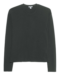 JAMES PERSE Boxy Crew Olive